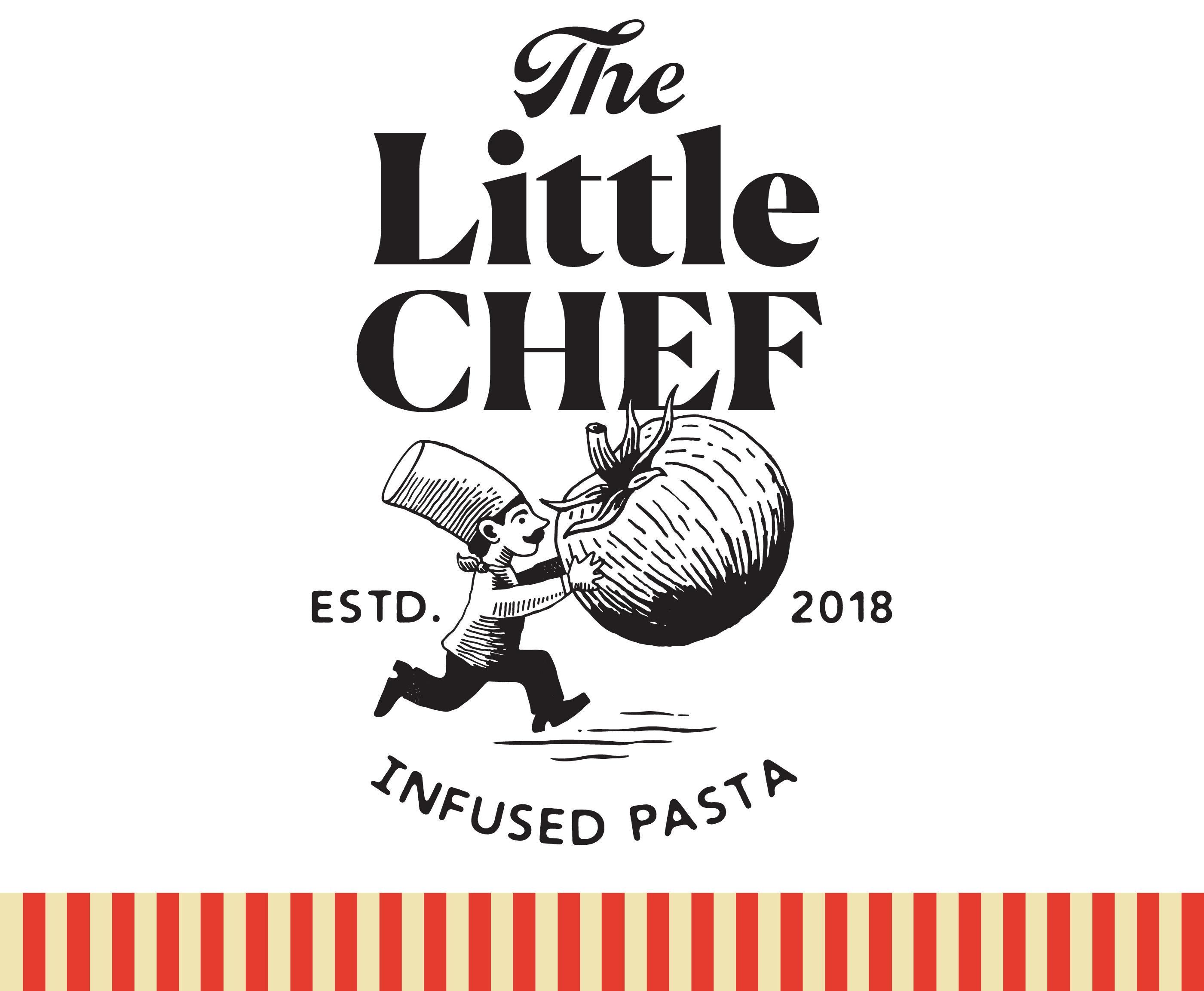 The Little Chef brand identity and packaging system was a perfect  opportunity to showcase this new technology. 3171ff1a314